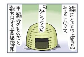 """ノルウェージャン、自作""""ねこつぐら""""にハマる【猫漫画傑作選】"""