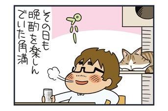 ノルウェージャン、とんとんグニをする【猫漫画傑作選】